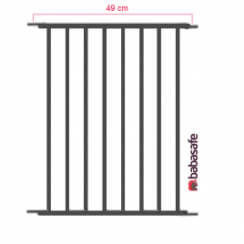 49cm Baby Gate Extension