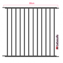 90cm Baby Gate Extension