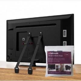 Babasafe Universal TV Straps - 2 Pack