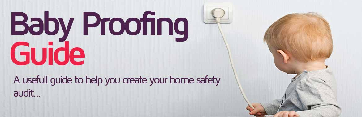 baby proofing guide ie