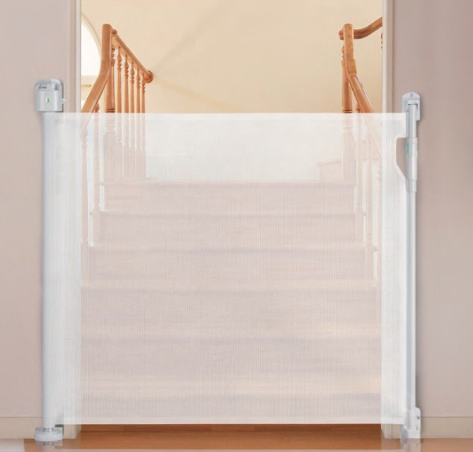 Retractable Stair Gate Ireland